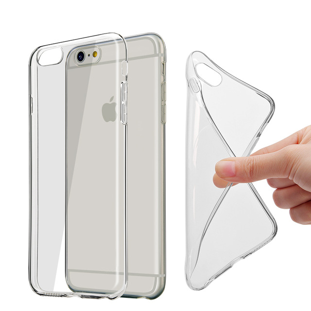 coque en silicone iphone 6