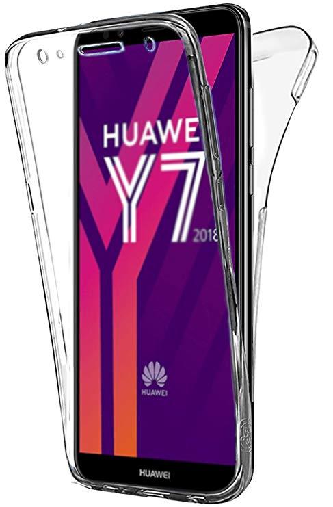 huawei y7 coque transparente
