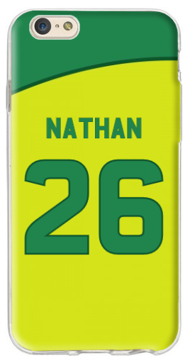 coque fc nantes personnalisee foot