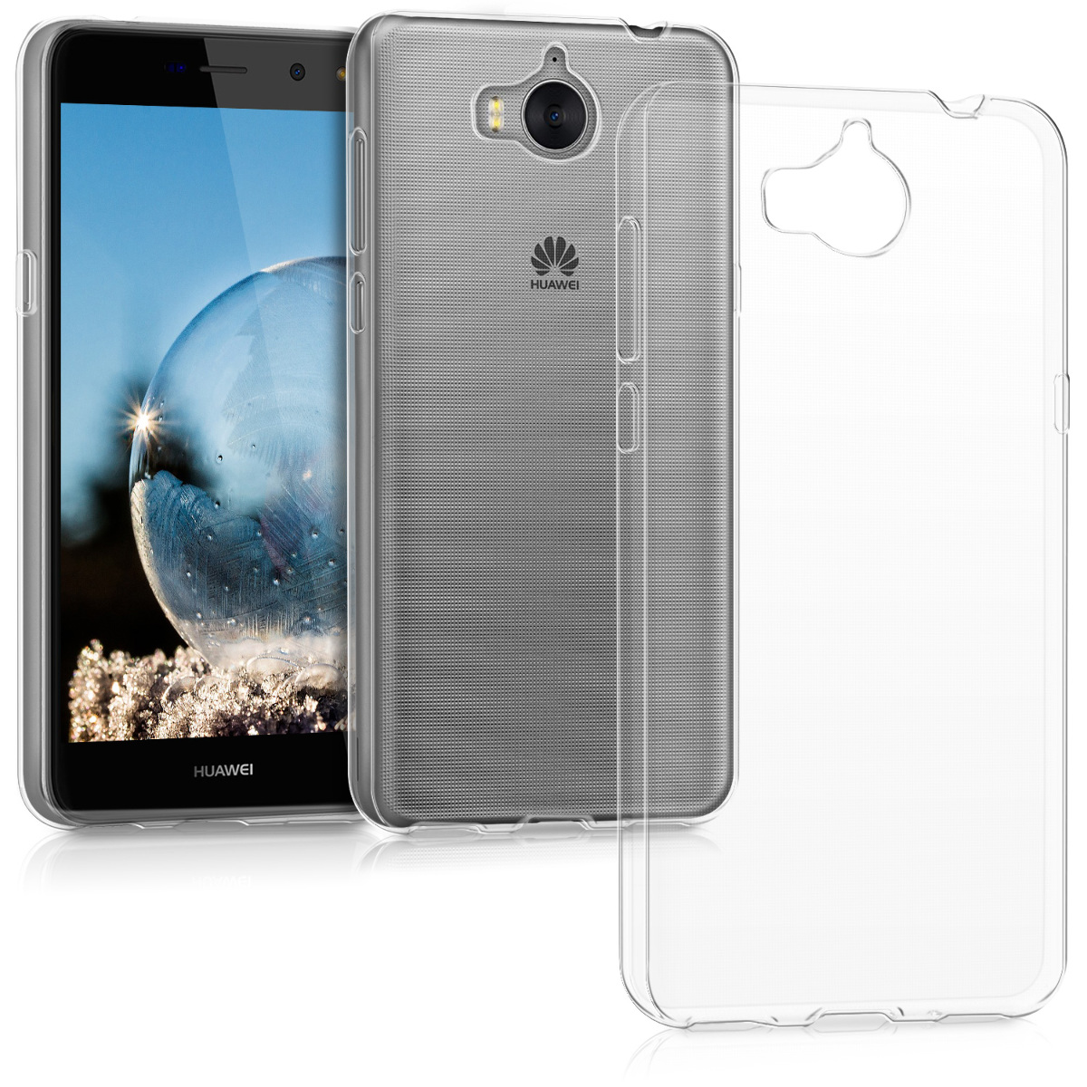 coque simple huawei y6 2017